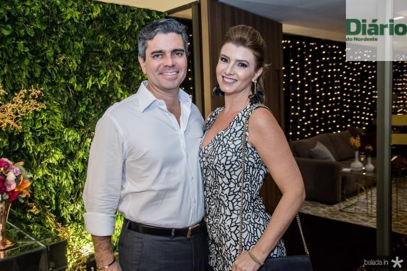 Rodrigo e Tamara Azevedo