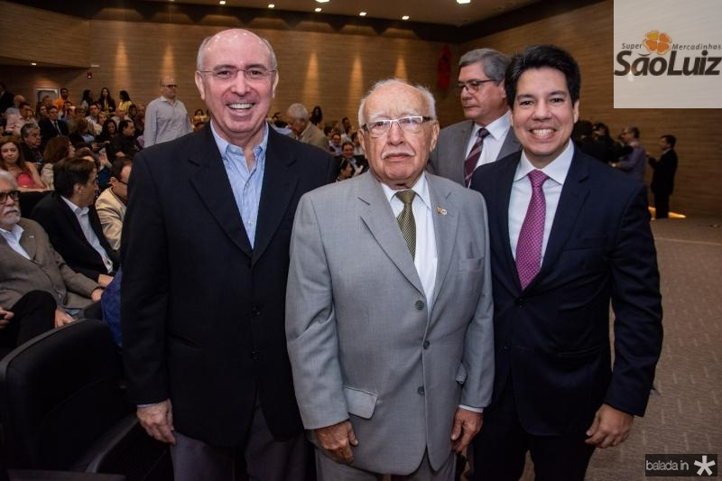 Amarilio Cavalcante, Ubiratan Aguiar e Andrei Aguiar