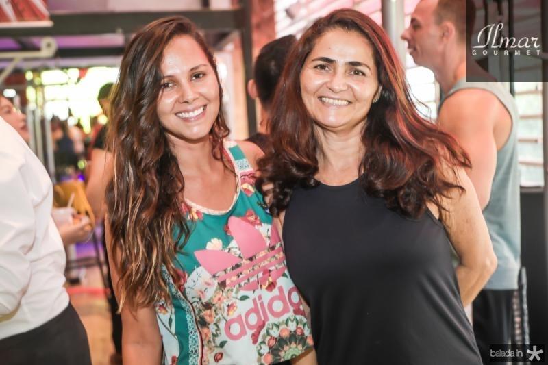 Shirlei e Silvia Marinho