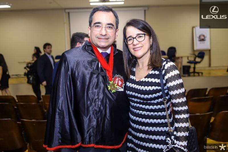Jardson e Fatima Cruz