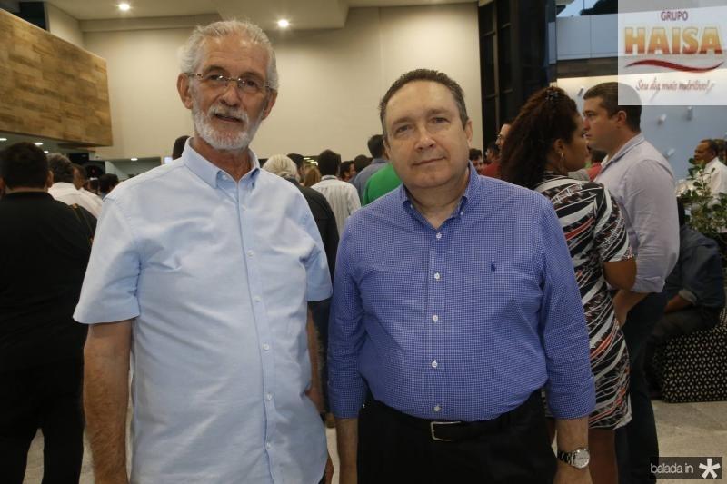 Dinalvo Diniz e Luiz Eduardo Moraes