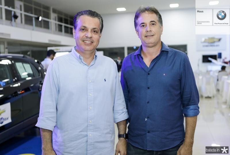 Leo Dallolio e Marcos Pessoa