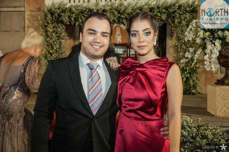 Mario Montenegro e Maria Eugenia Ventura
