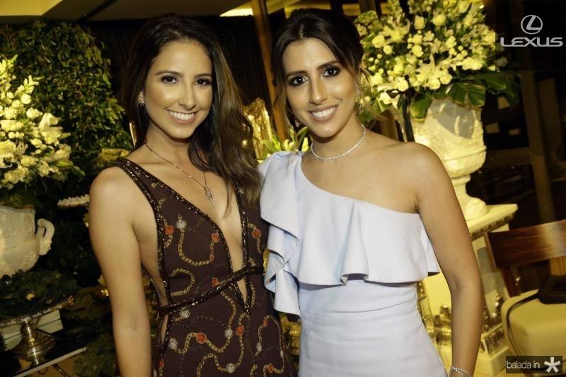 Ana Mourao e Tayra Romcy