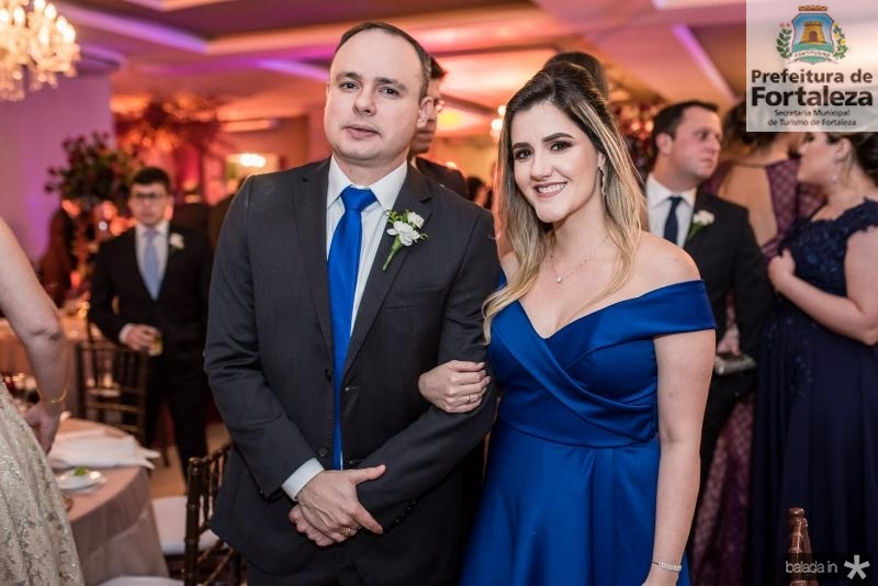 Benjamin e Rafaela Alencar