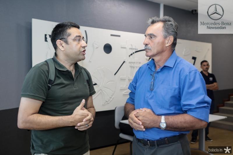 Enio Girao e Carlos Paulino