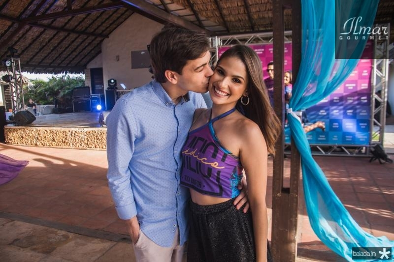 Max Pinho e Carla Salles