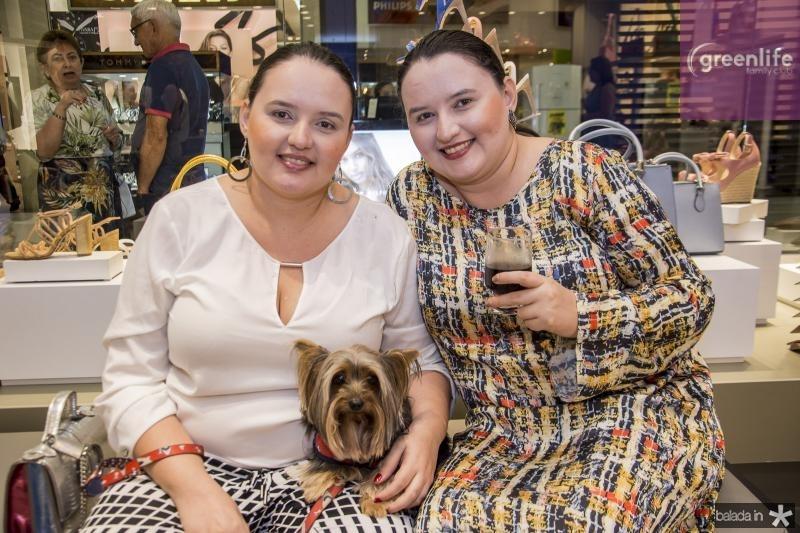 Mirela Pinto e Marcela Pinto