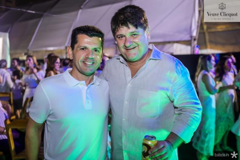 Erick Vasconcelos e Afonso Benevides