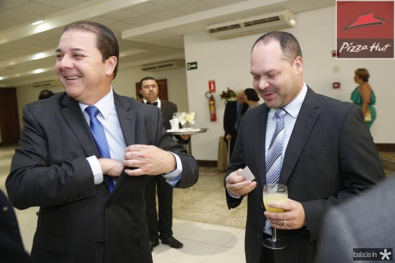 Eliseu Barros e Heitor Freire