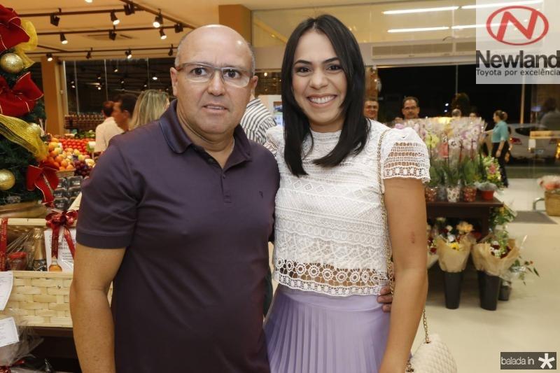 Milton Carneiro e Jardenia Siqueira
