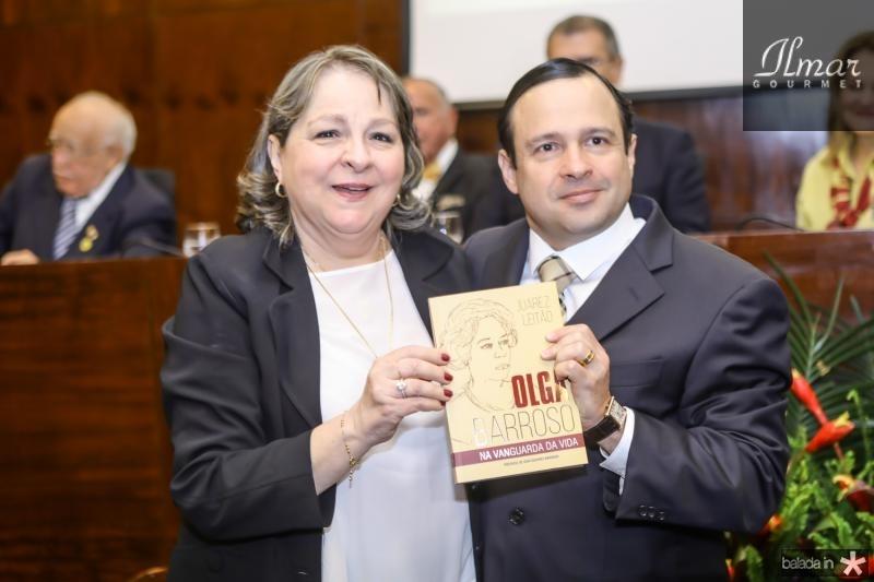 Ciglinda e Igor Barroso
