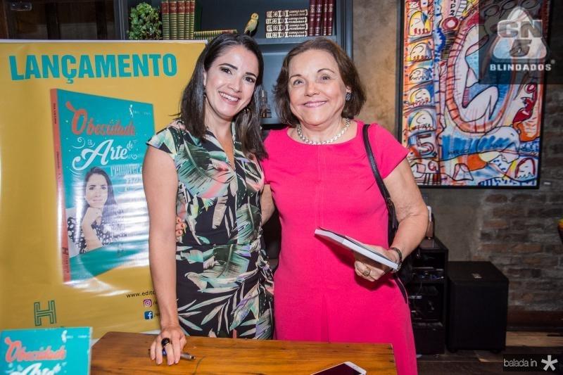 Lia Lima e Celia Vilar