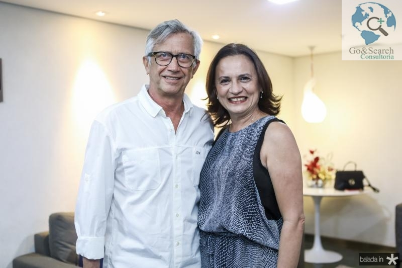 Eranilton Jorge e Maslova Mesquita