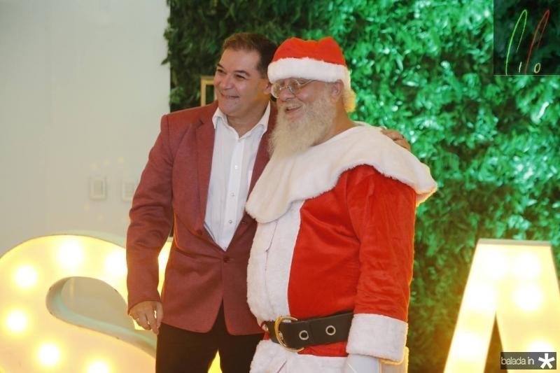 Luciano e Papai Noel