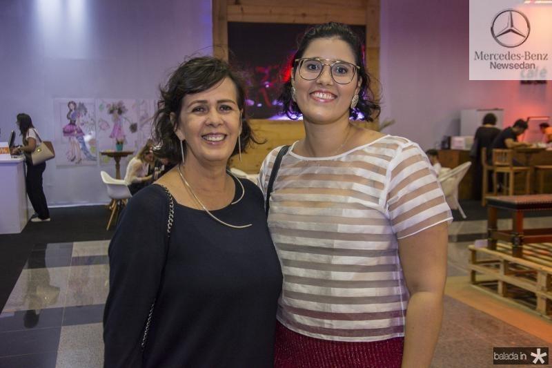 Neuma Figueiredo e Lina Eleuterio