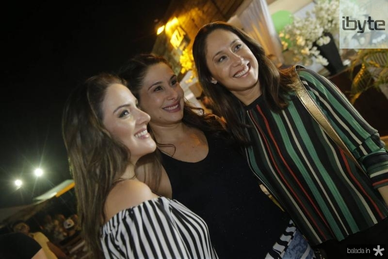 Natalia Marques, Livia Leite e Larissa Coelho 2