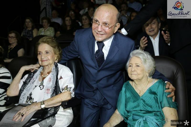 Suzana Ribeiro, Joao Soares e Daulia Bringel