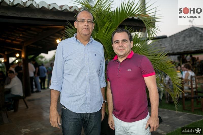 Everardo Oliveira e Gentil Linhares
