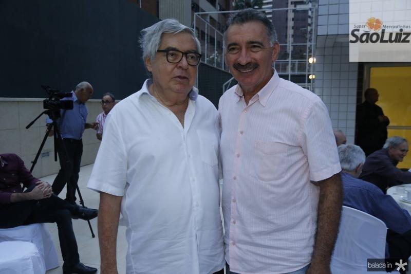 Roberto Farias e Artur Bruno