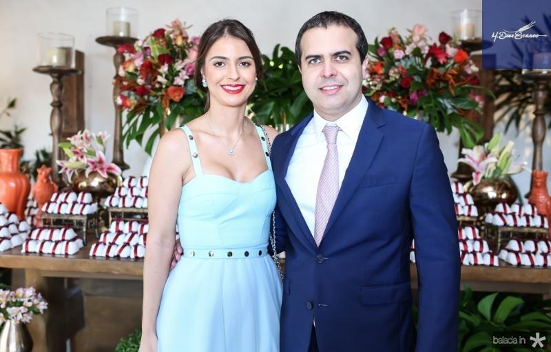 Kelly  e Felipe Coelho