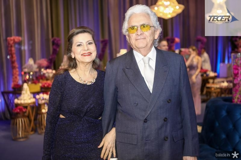 Lucia e Geraldo Arrais
