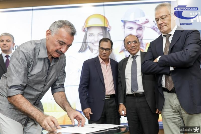 Artur Bruno, Beto Studart, Jose Nunes e Roberto Zanchi
