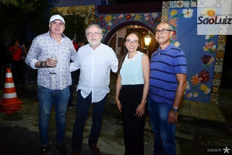 Dias Brasil, Claudio Viriato, kecia Luz, Alberto Marques