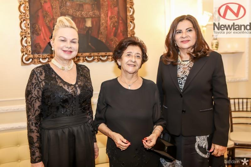 Isabel Porto, Irisman Cidade e Fernanda Uchoa