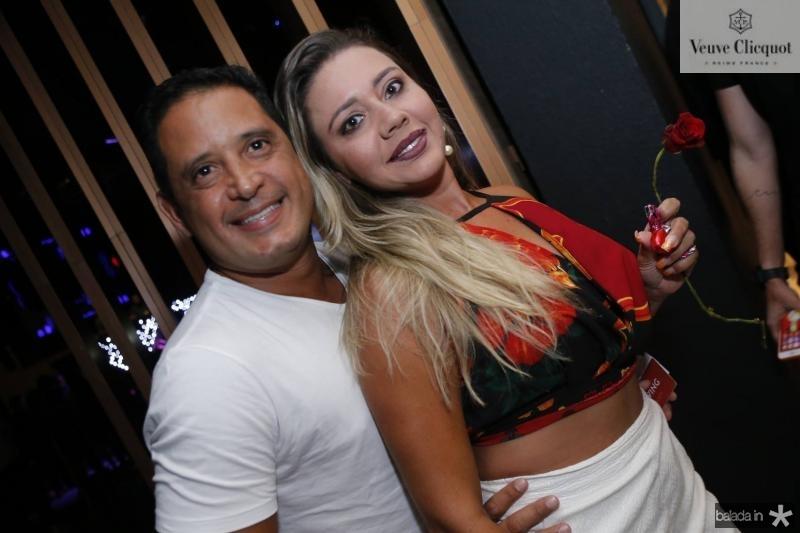 Anderson Marques e Simone Rocha