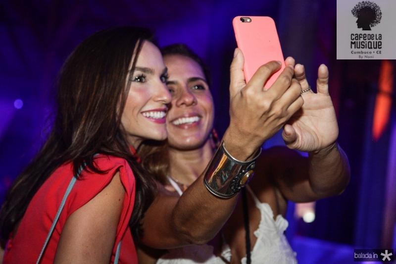 Marcela Carvalho e Raquel Pontes