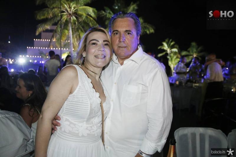 Leticia Picanco e Joao Matos