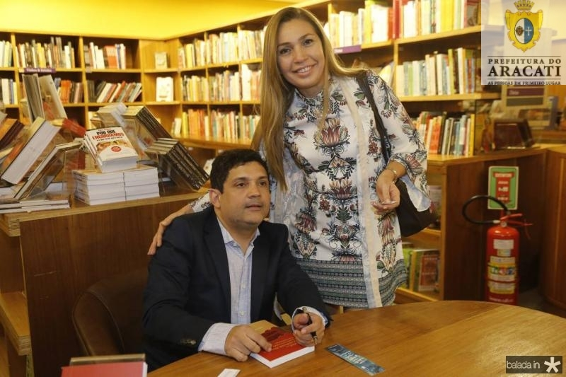 Bruno Queiroz e Teresa Rocha