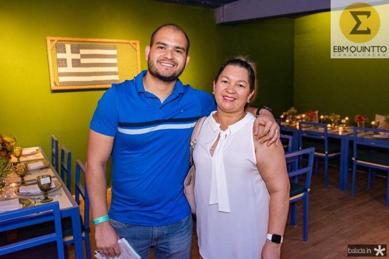 Vandson e Roselia Almeida
