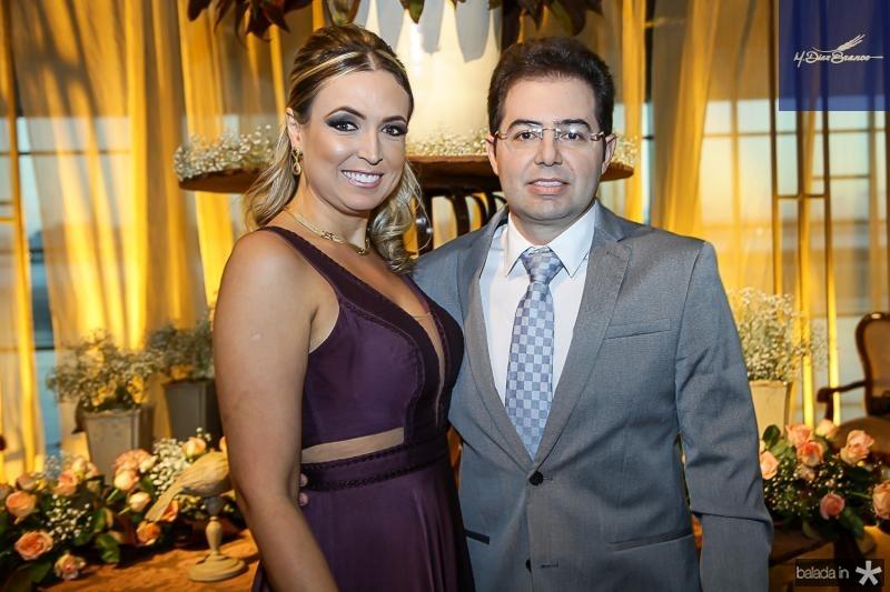 Ionara e Andre Parente