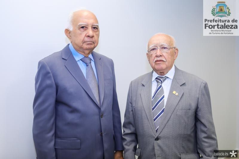 Edson Silva e Ubiratan Aguiar