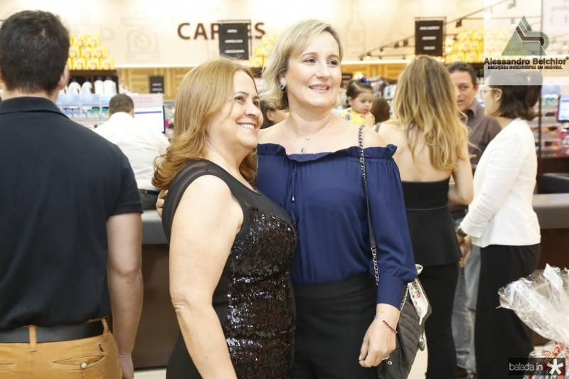 Socorro Carneiro e Ana Ramalho
