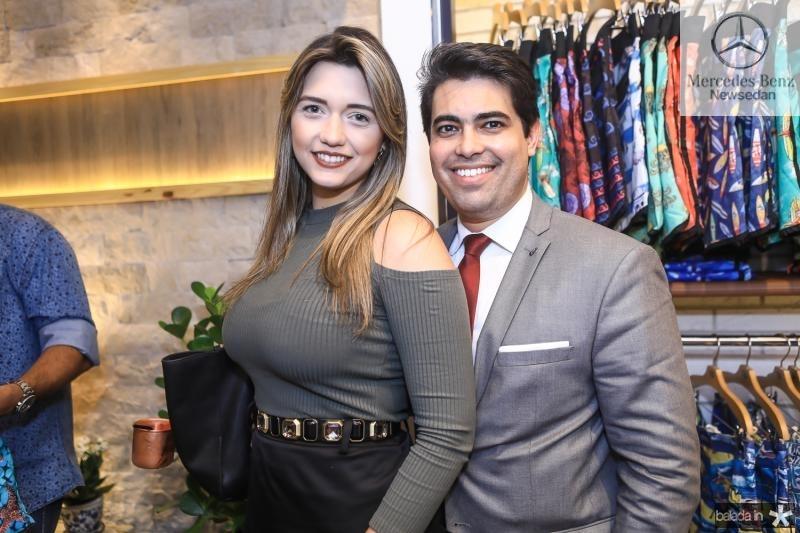 Marilia e Joao Paulo Barreto