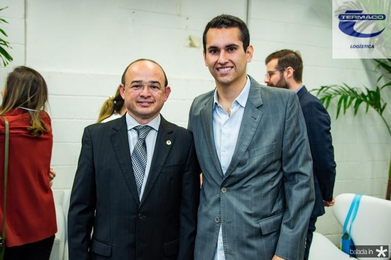 Sergio Aguiar e Domingos Neto