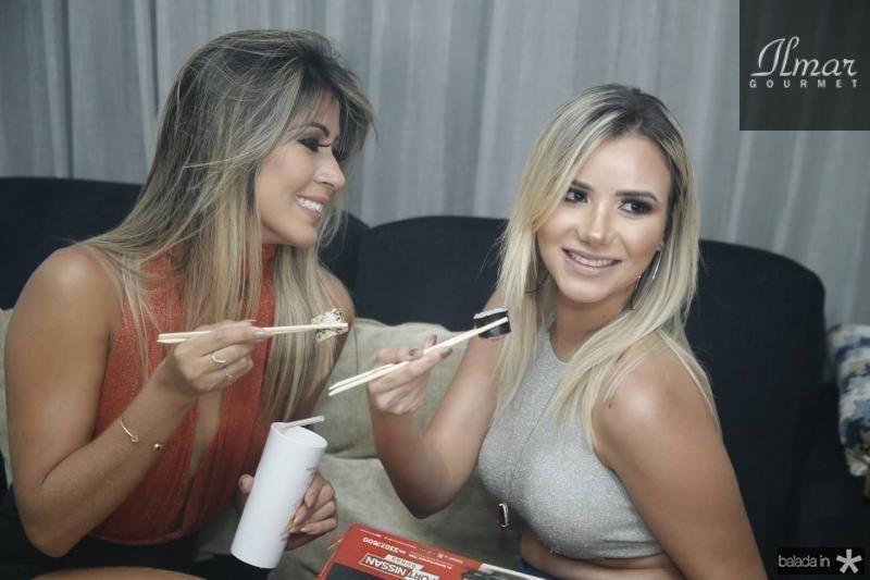 Jennyfer Vieira e Stefanie Teodoro 2