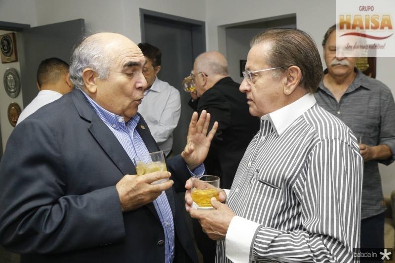 Wilton Daer e Alvaro Andrade