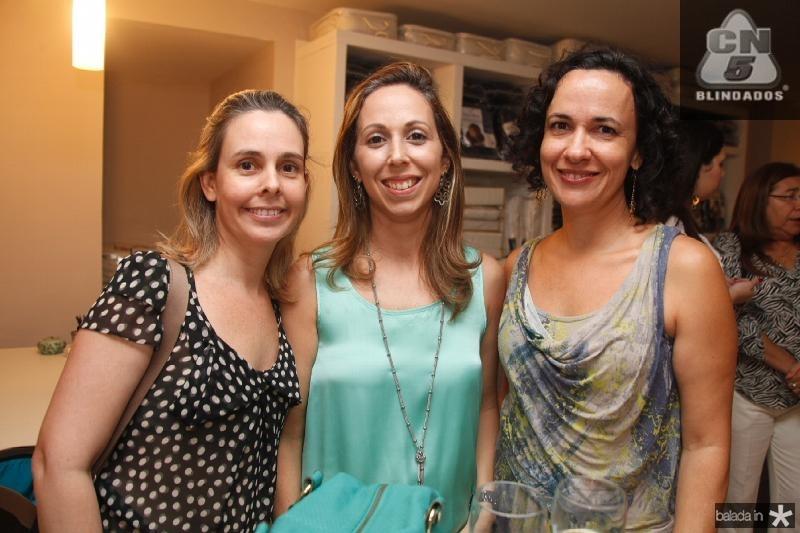 Beatriz Sales,Bia Saboia e Ana Carolina Leite