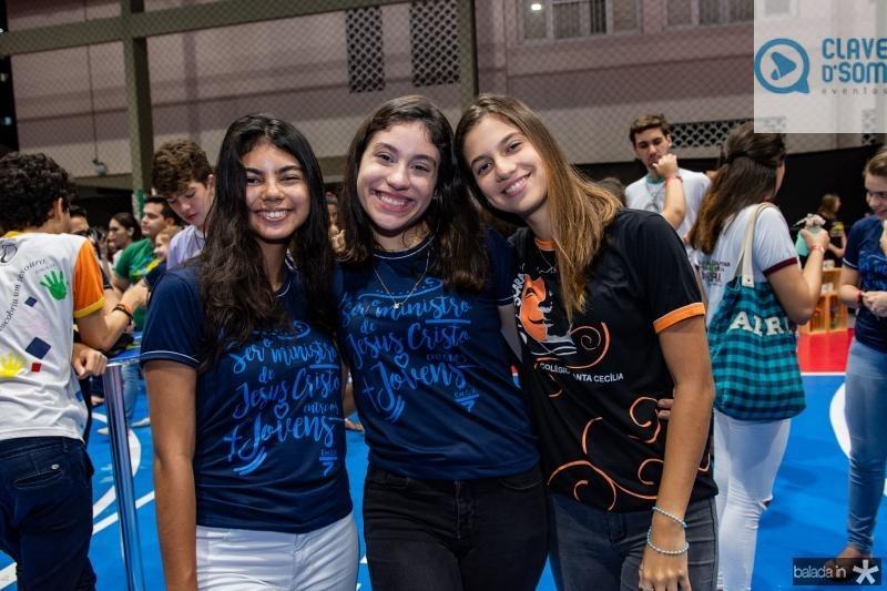 Mariana Bessa, Clara Simoes e Maria Lobo