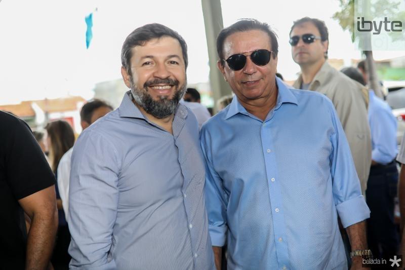 Elcio Batista e Gaudencio Lucena