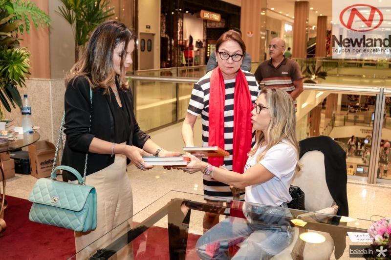 Viviane Martins, Paula Frota e Mirella Rocha