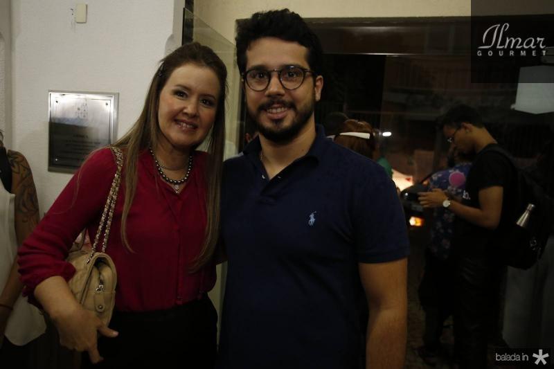 Liana e Rafael Fujita