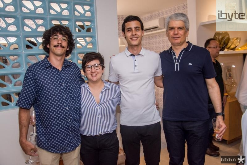 Gabriel Pinheiro, Azuhli, Gabriel Gripp e Leonardo Leal