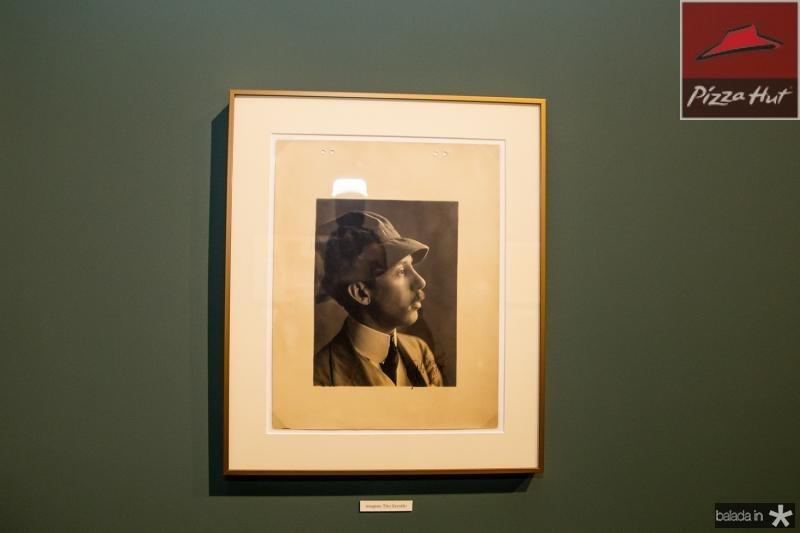 Exposiçao Santos Dumont na Unifor