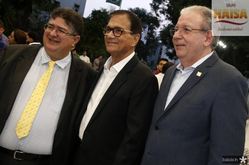 Roberto Pires, Beto Studart e Ricardo Cavalcante 1