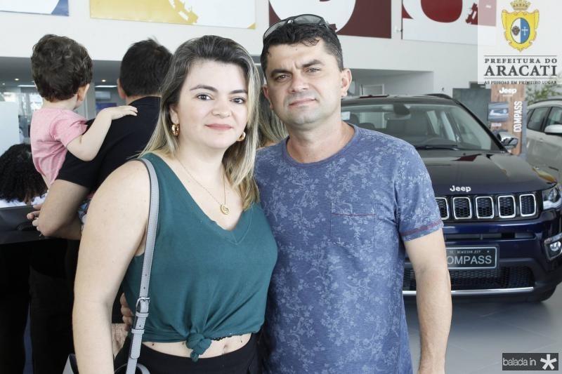 Simone Teixeira e Gustavo Lacerda